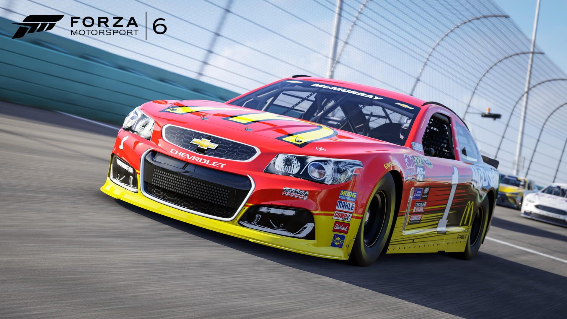 NASCAR Expansion 1 2