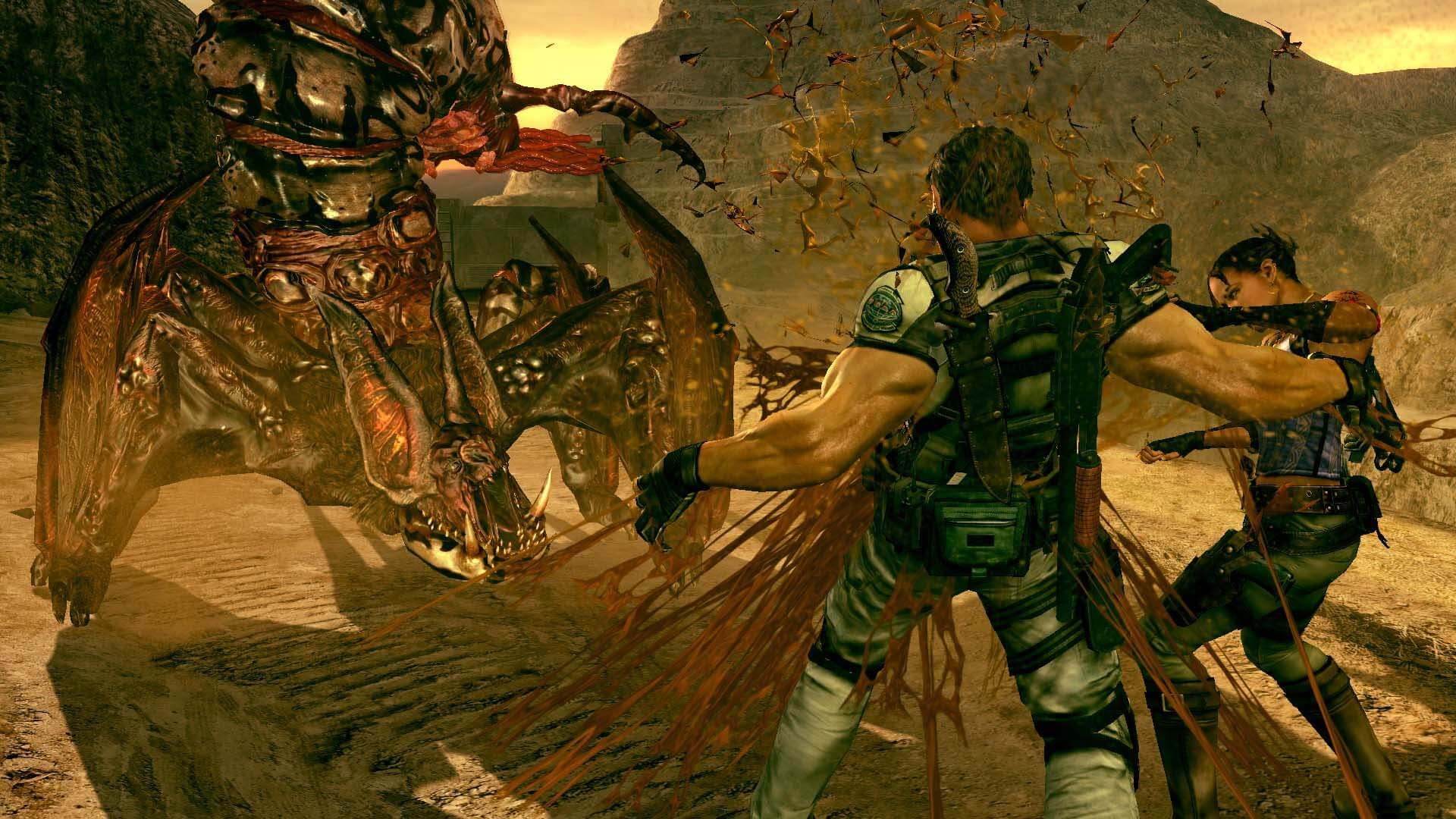 Resident Evil 5 Coming To Xbox One Digitally On June 28th