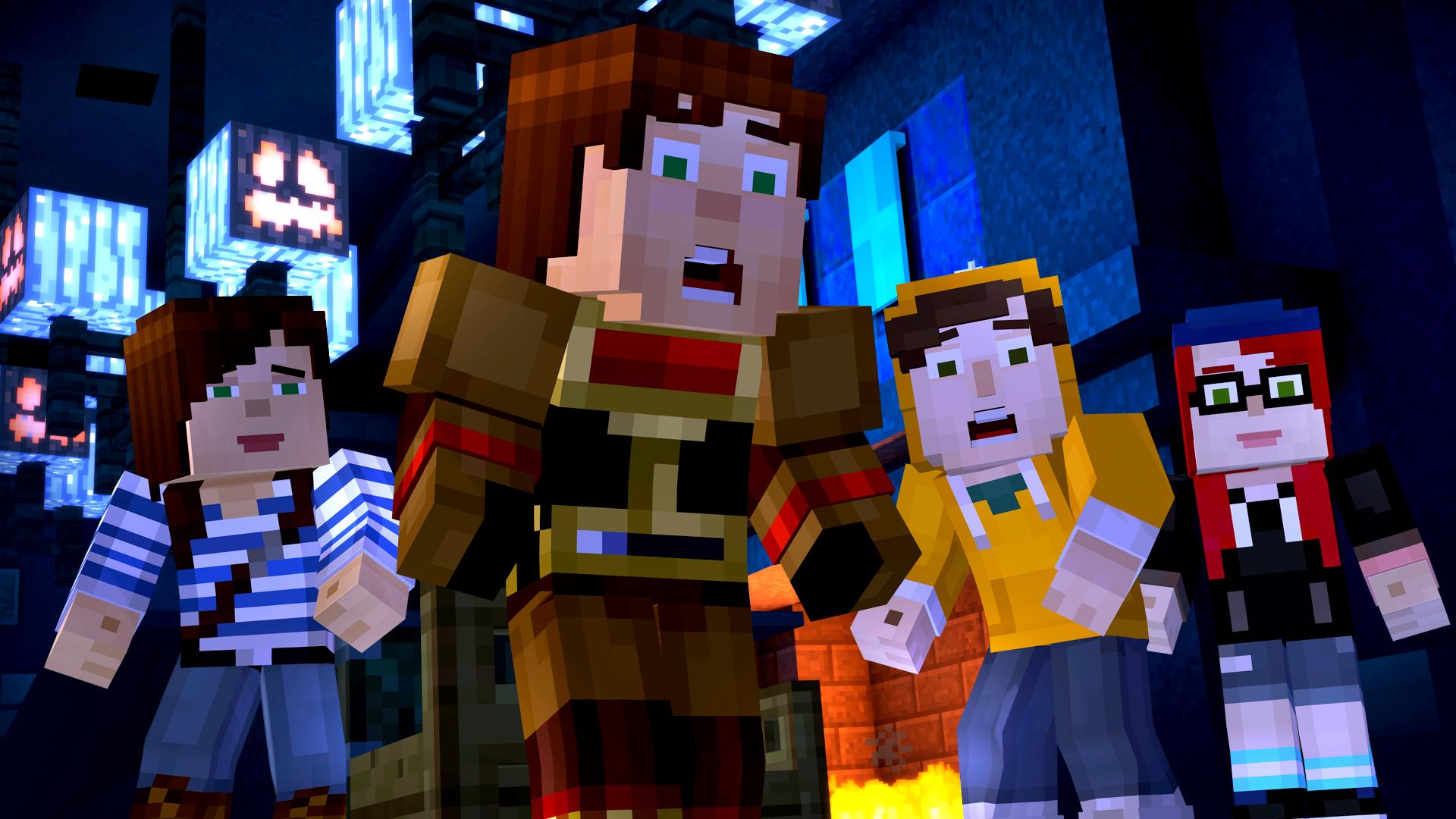 Minecraft Story 6  -  5