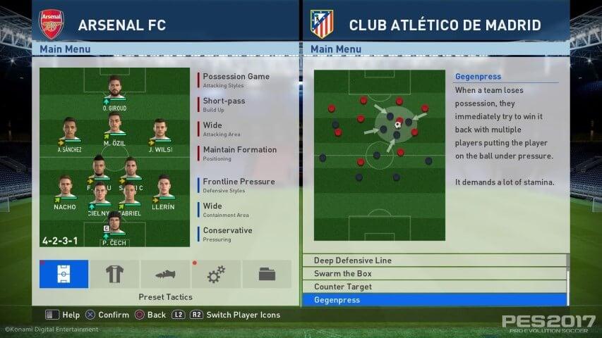arsenal screen1 screen2 screen3 screen4 screen5 screen6 gameplan ...