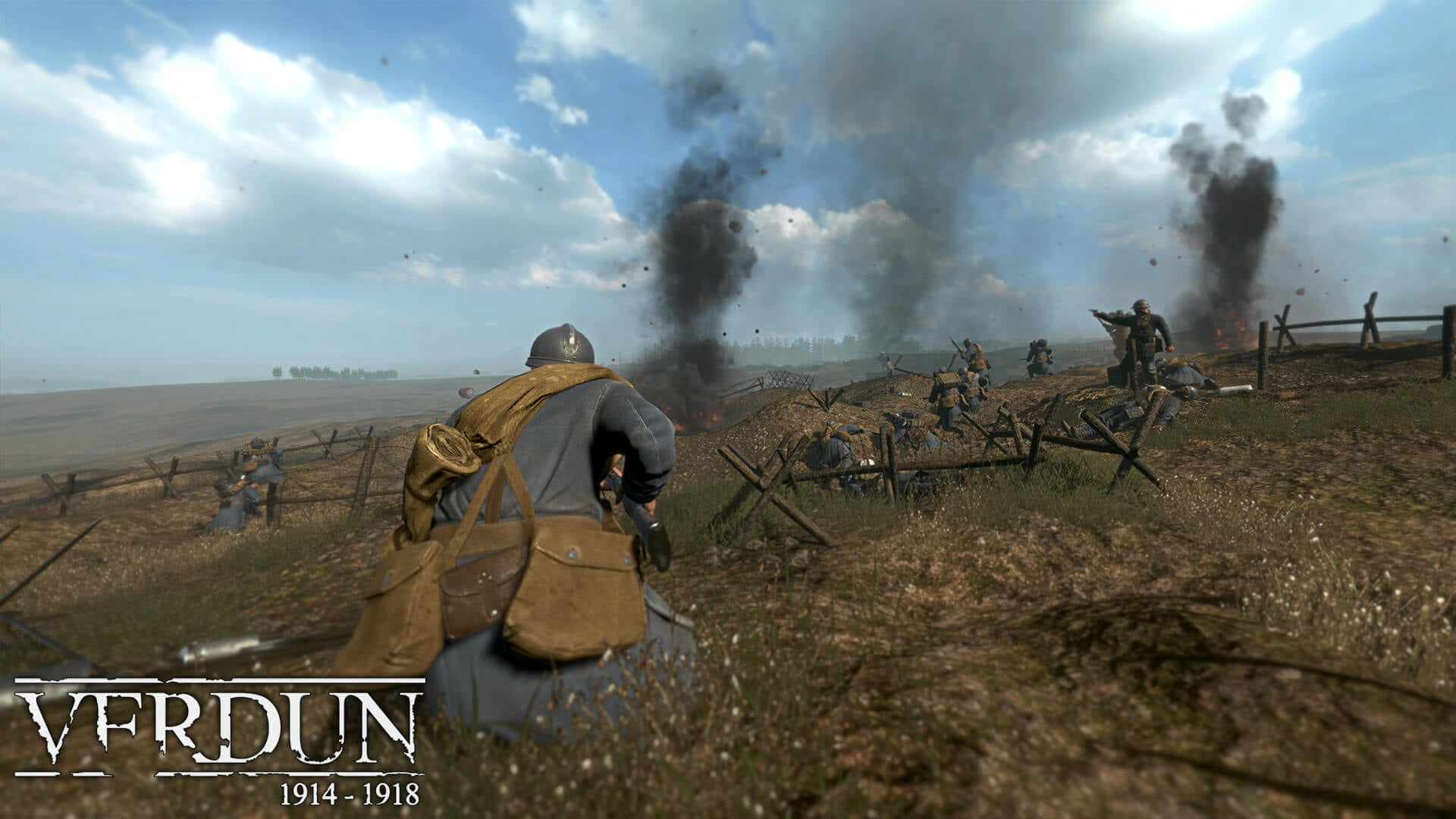 Verdun achievement list revealed verdun publicscrutiny Image collections