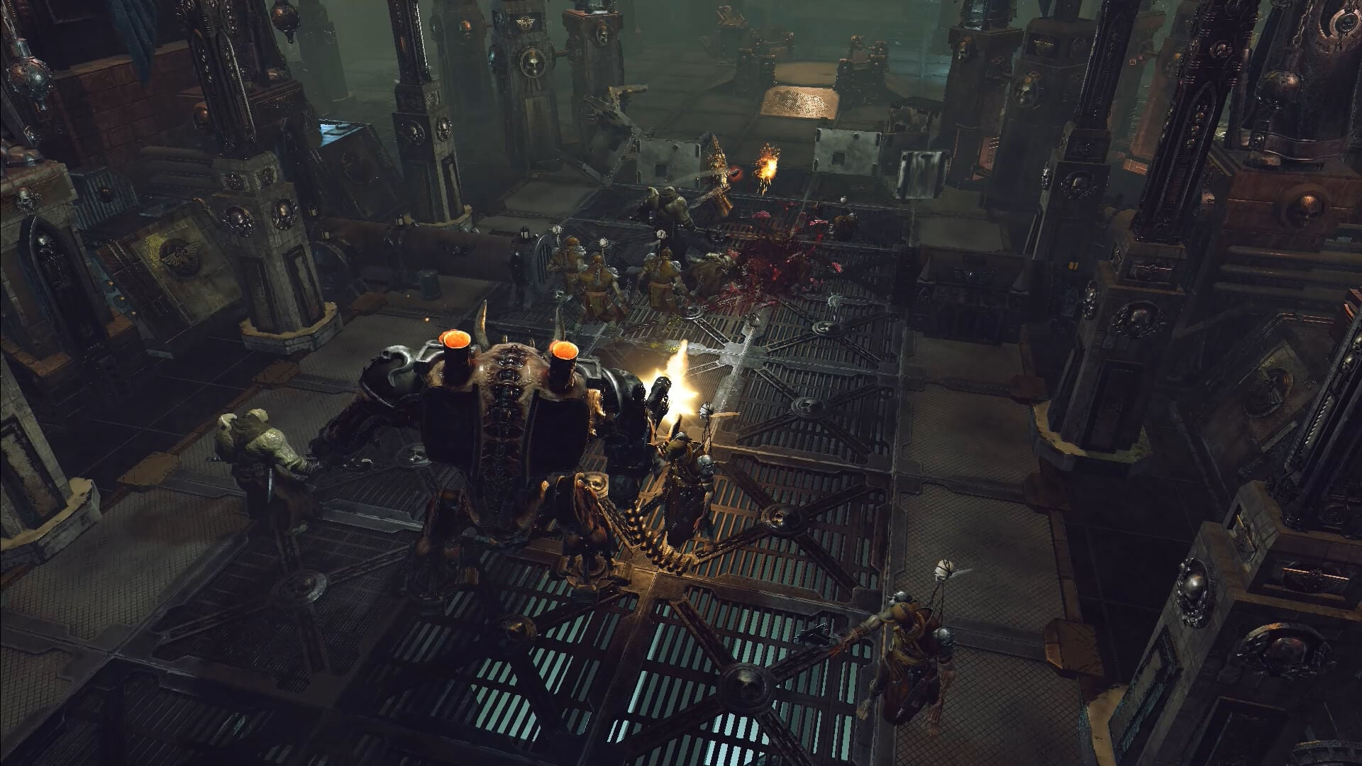 Warhammer 40.000: Inquisitor — Martyr