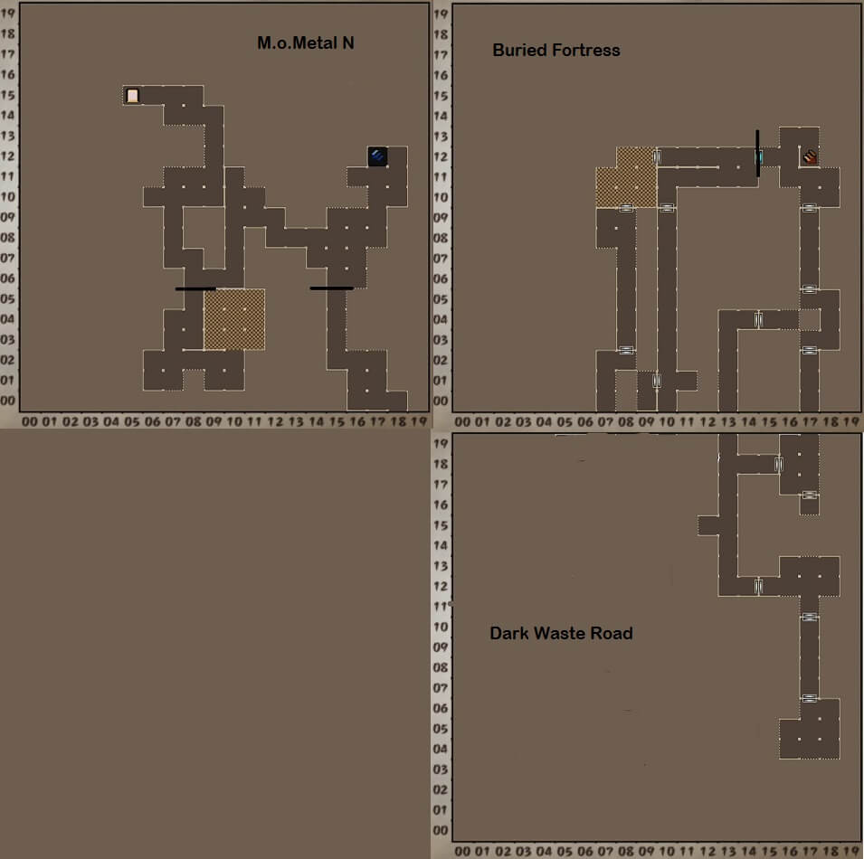Stranger of Sword City Walkthrough - Page 4
