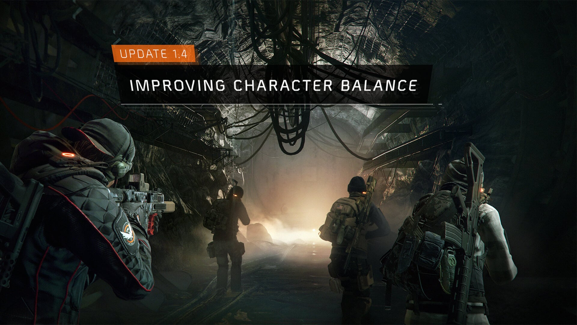 The Division Update 1.4 screens 2