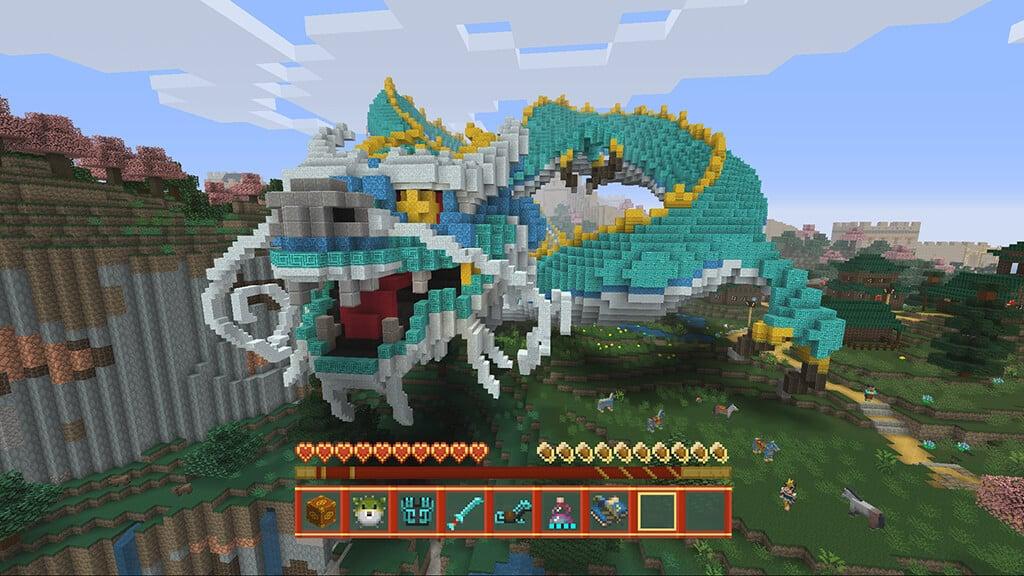 Minecraft Chinese Mash Up Pack