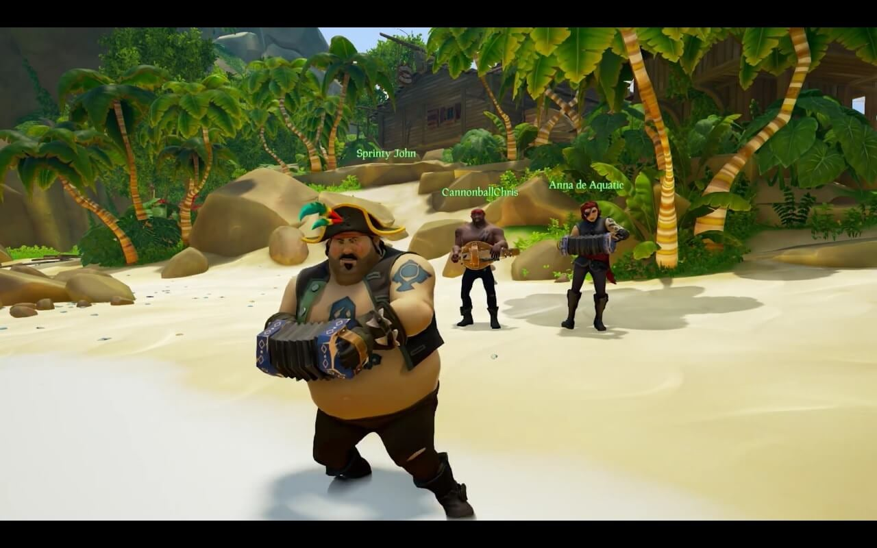 Image result for sea of thieves hurdy gurdy