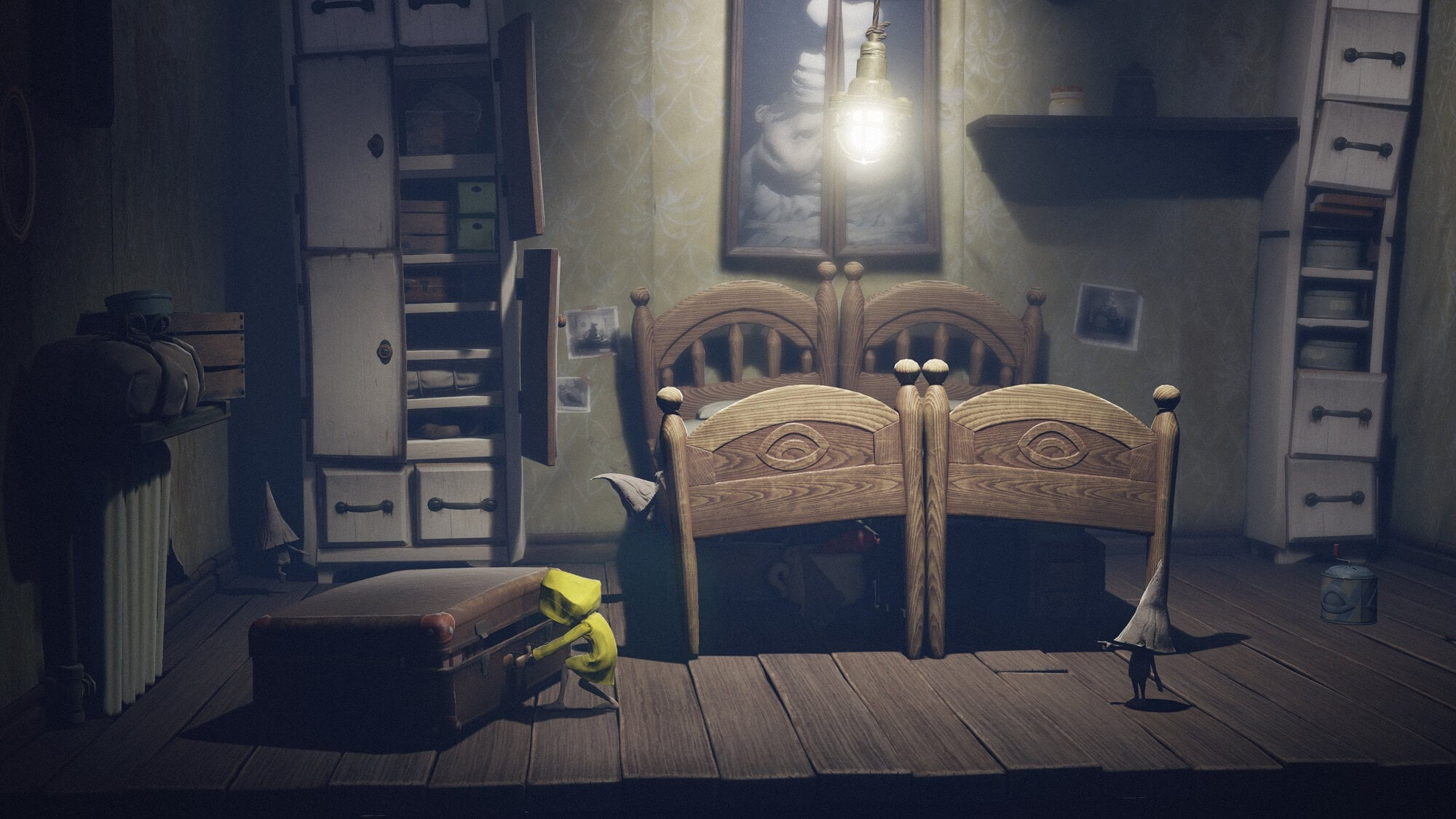 Little Nightmares (Nintendo Switch, PS4, XBOX ONE, PC) 057102