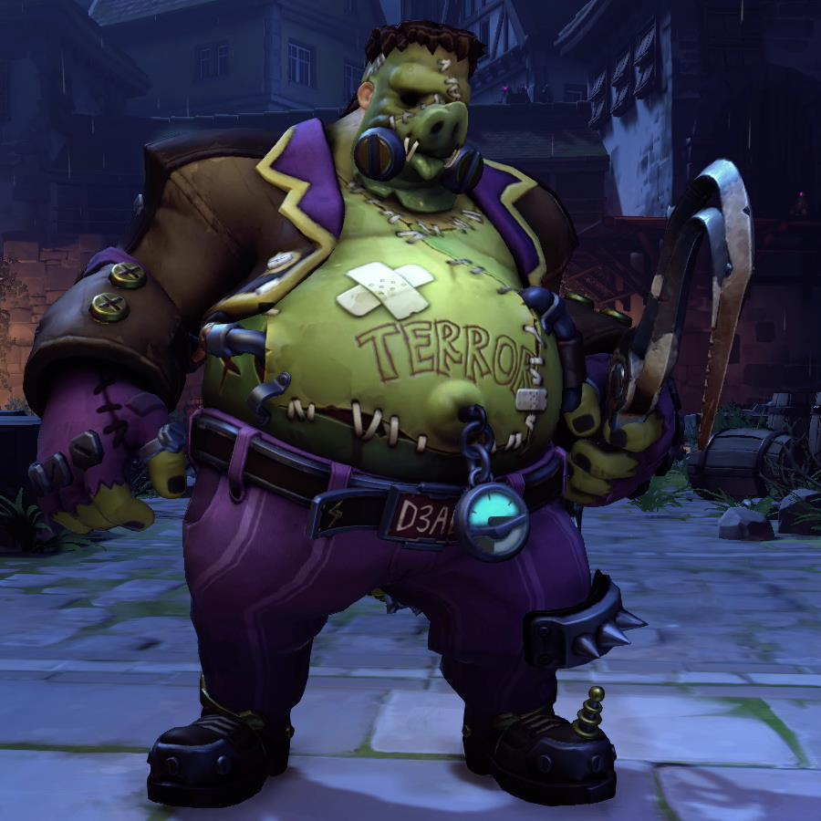 Overwatch's Halloween Terror Event Begins