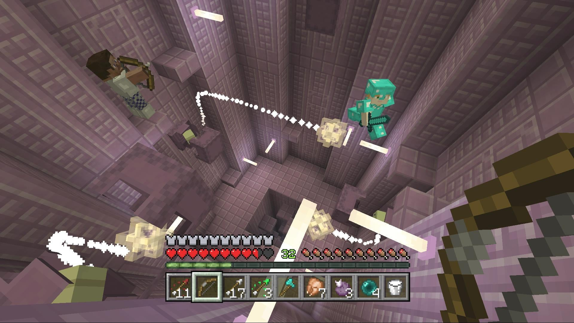 Minecraft: Xbox 10 Edition Releases a Small Update