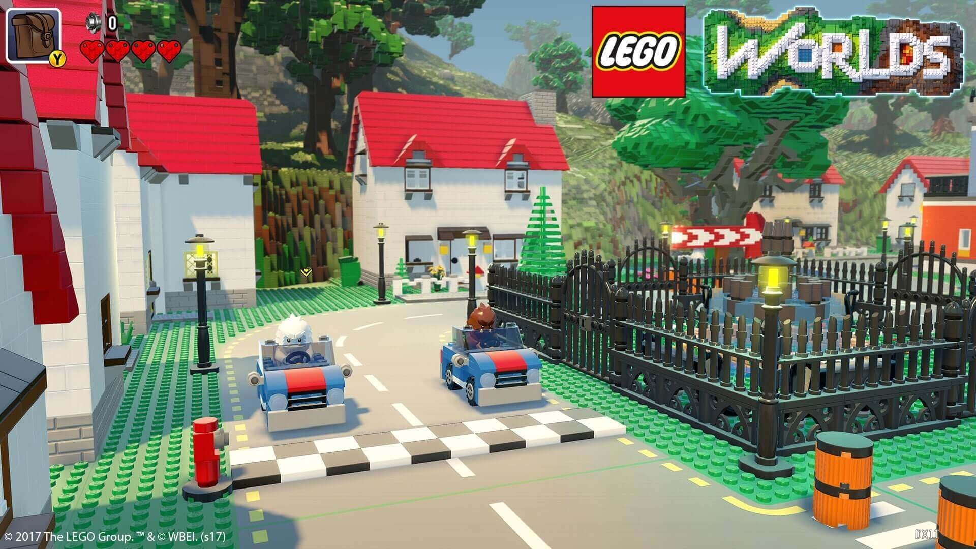 Build Your Own City Games Xbox One