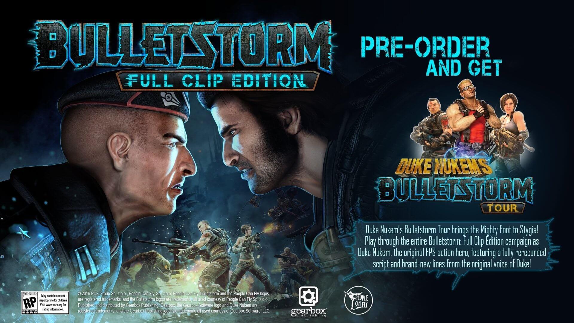 Картинки по запросу Bulletstorm Full Clip Edition wallpaper