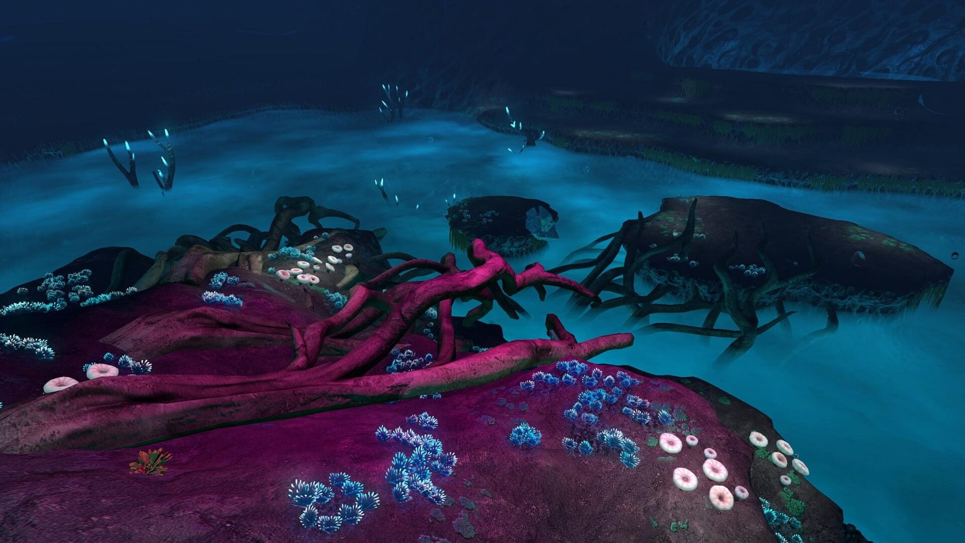how to get into the lava castle subnautica