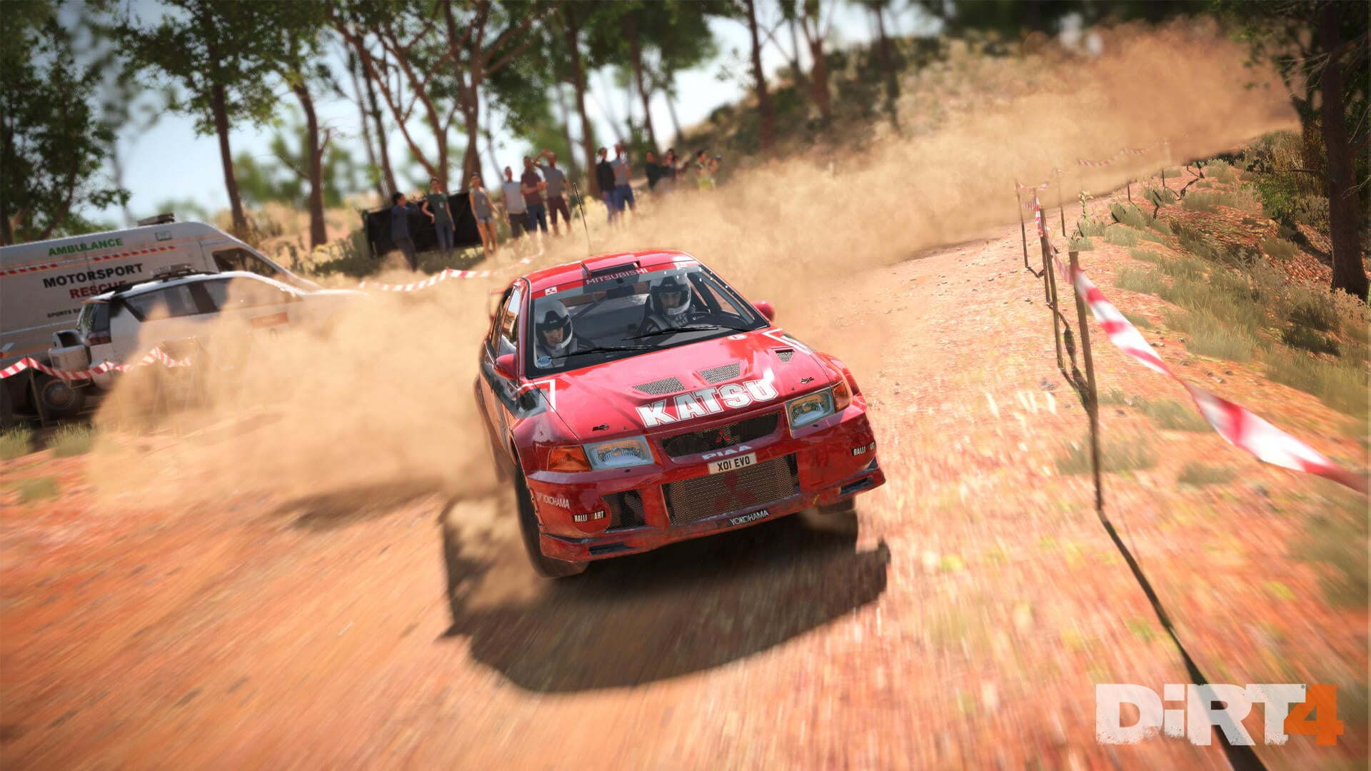 dirt 4 announced for june release. Black Bedroom Furniture Sets. Home Design Ideas