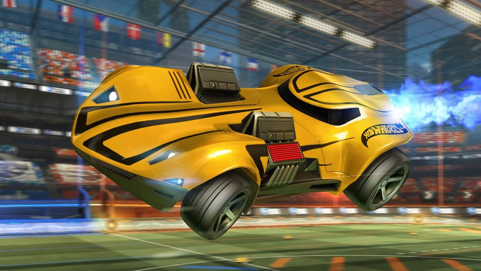 rocket league to add hot wheels cars. Black Bedroom Furniture Sets. Home Design Ideas