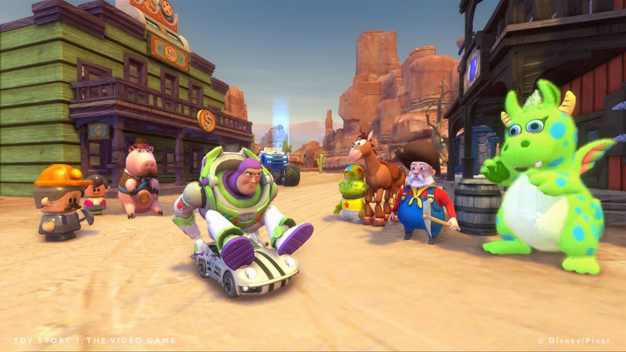 Toy Story 3 The Video Game - Xbox 360   eBay