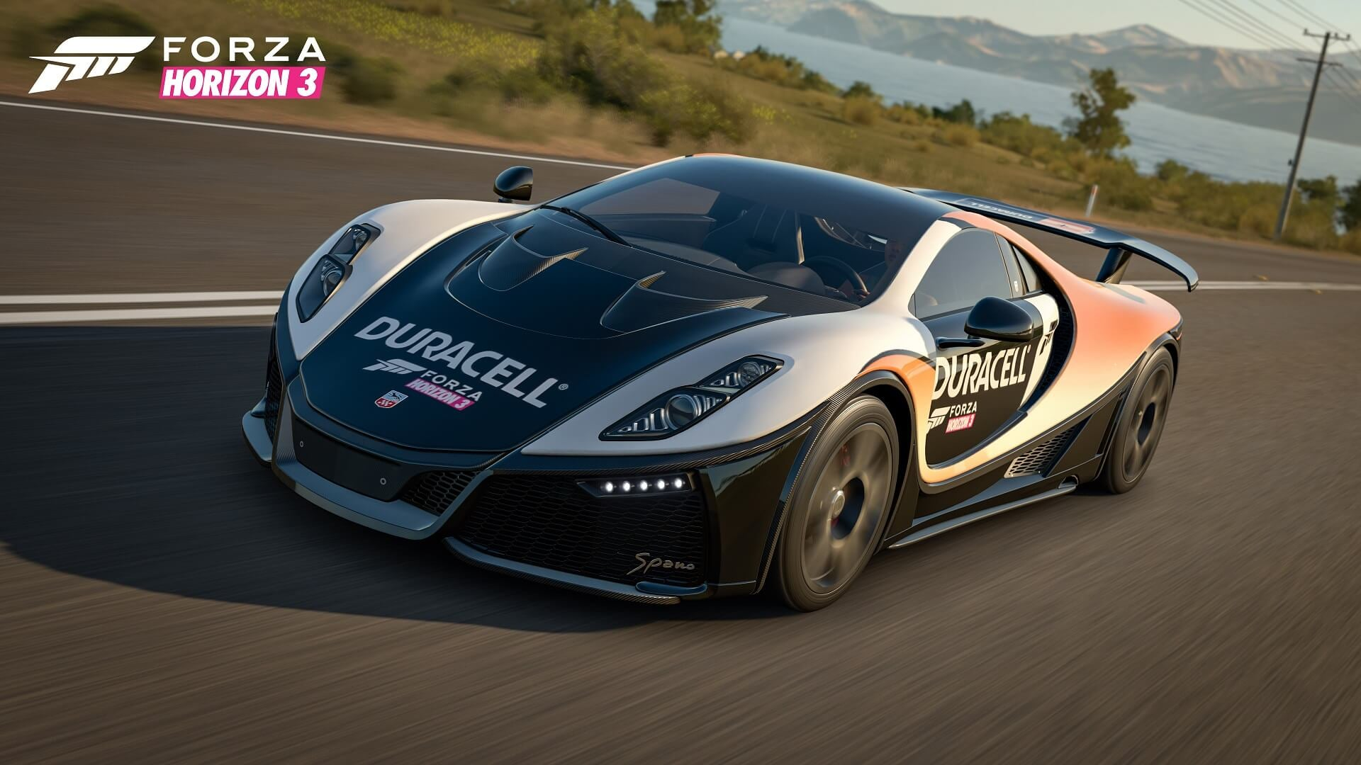 Forza Horizon 3's Duracell Car Pack Now Available
