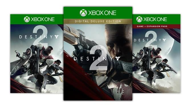 destiny 2 different edition Windows