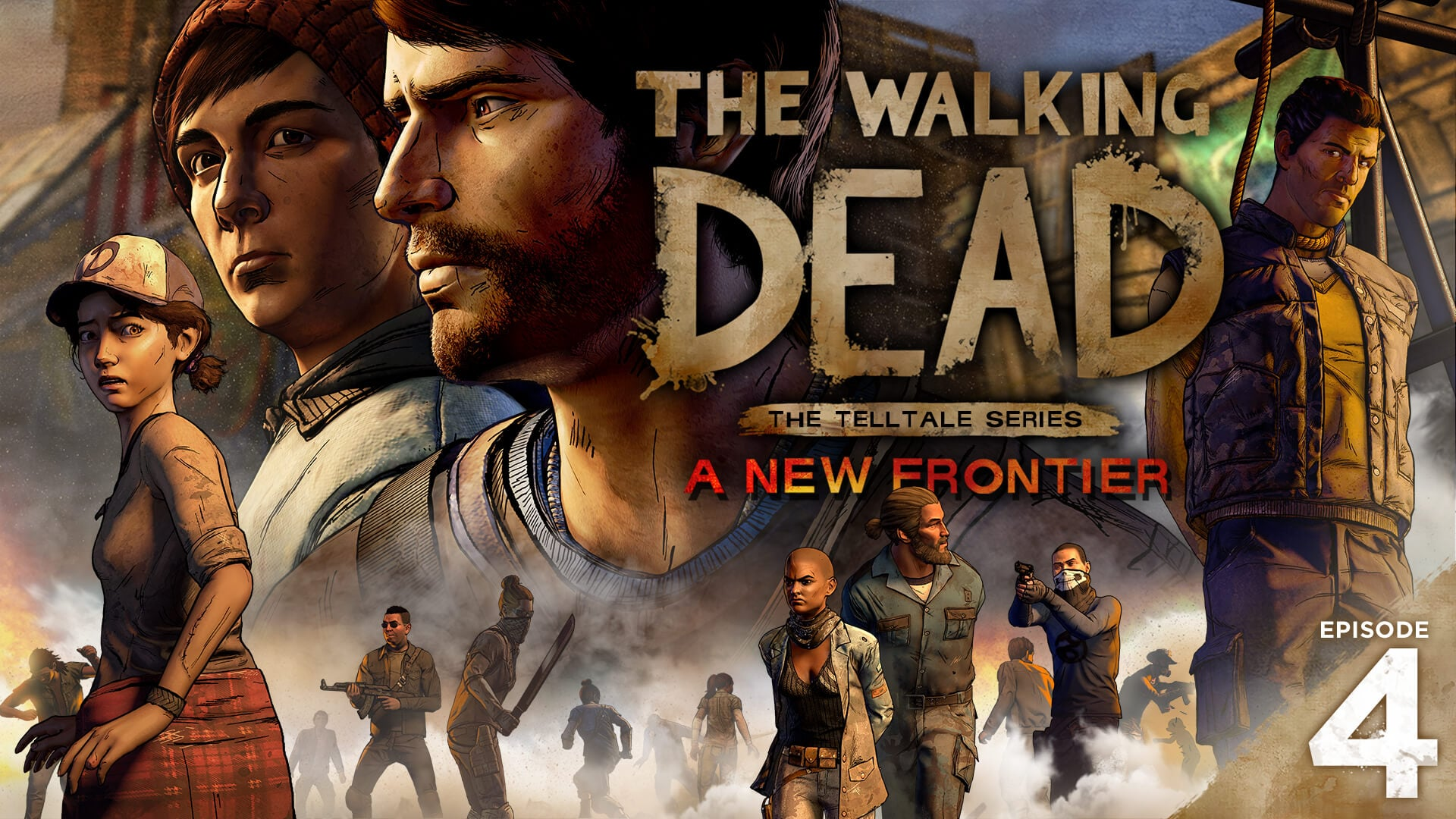 The Walking Dead A New Frontier Episode 4 Review