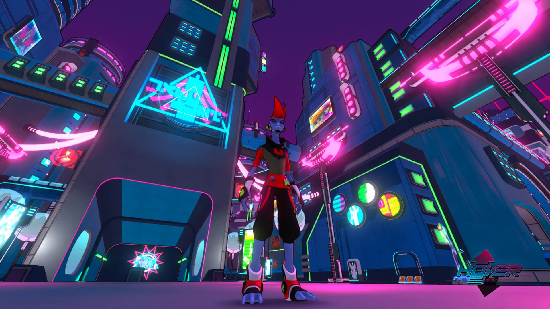 Screenshots for Hover, released on May 6th 2017