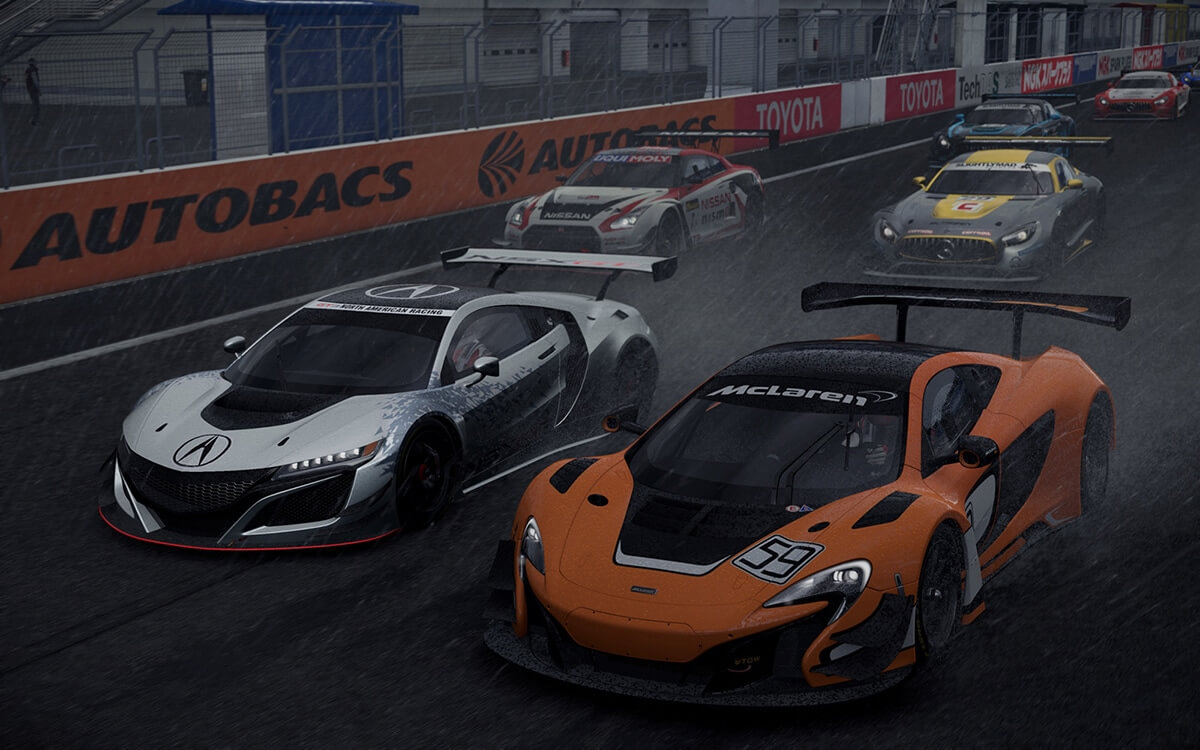 ... Project CARS 2 GT3 Screenshots ...