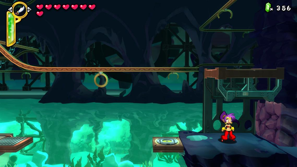 how to get all scraps in shantae half genie heo