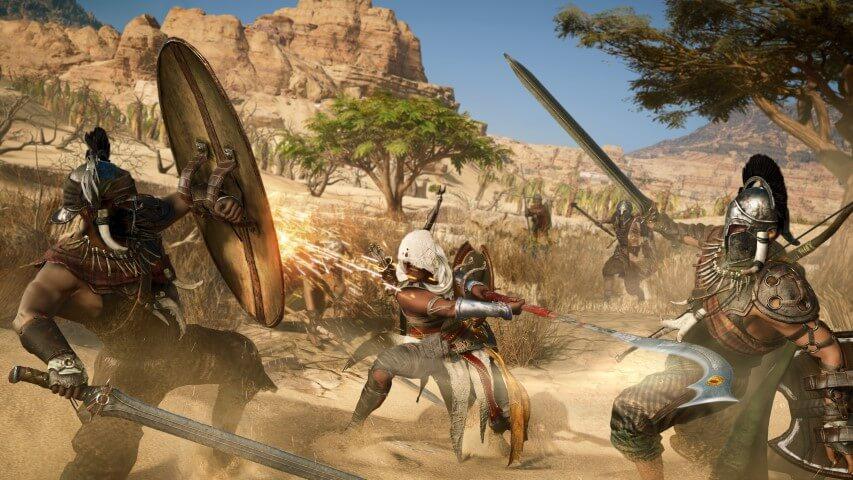 Assassins Creed Kingdom Concept Art