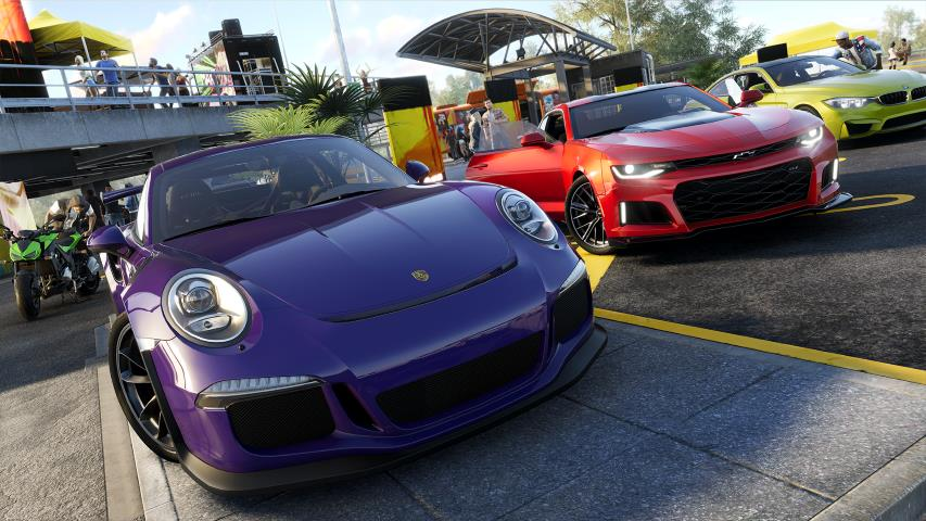 The Crew 2 Offroad and Street Racing Gameplay