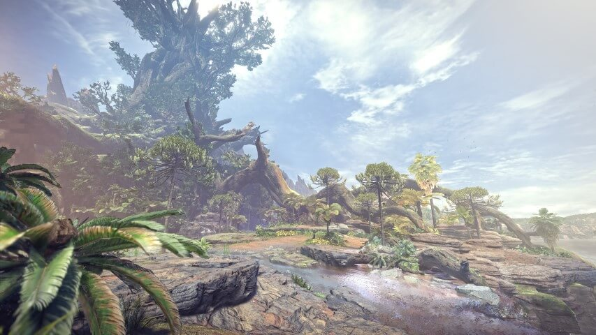 Monster Hunter World Releases Screenshots And Artwork