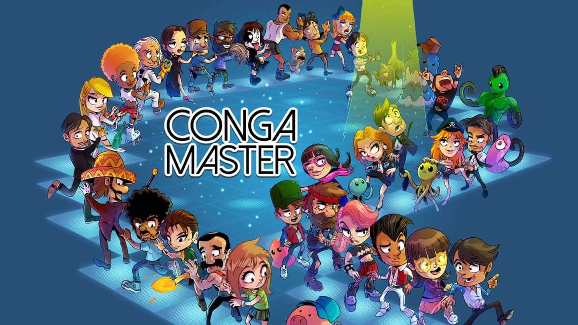 Conga Master Disponible en Précommande sur Xbox One