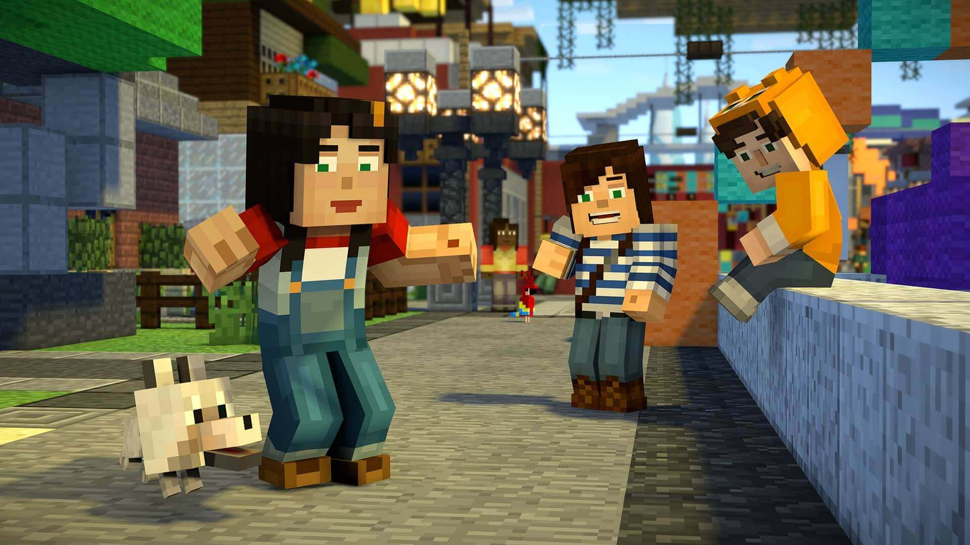 Minecraft Story Mode Season Two Episode 1 Review