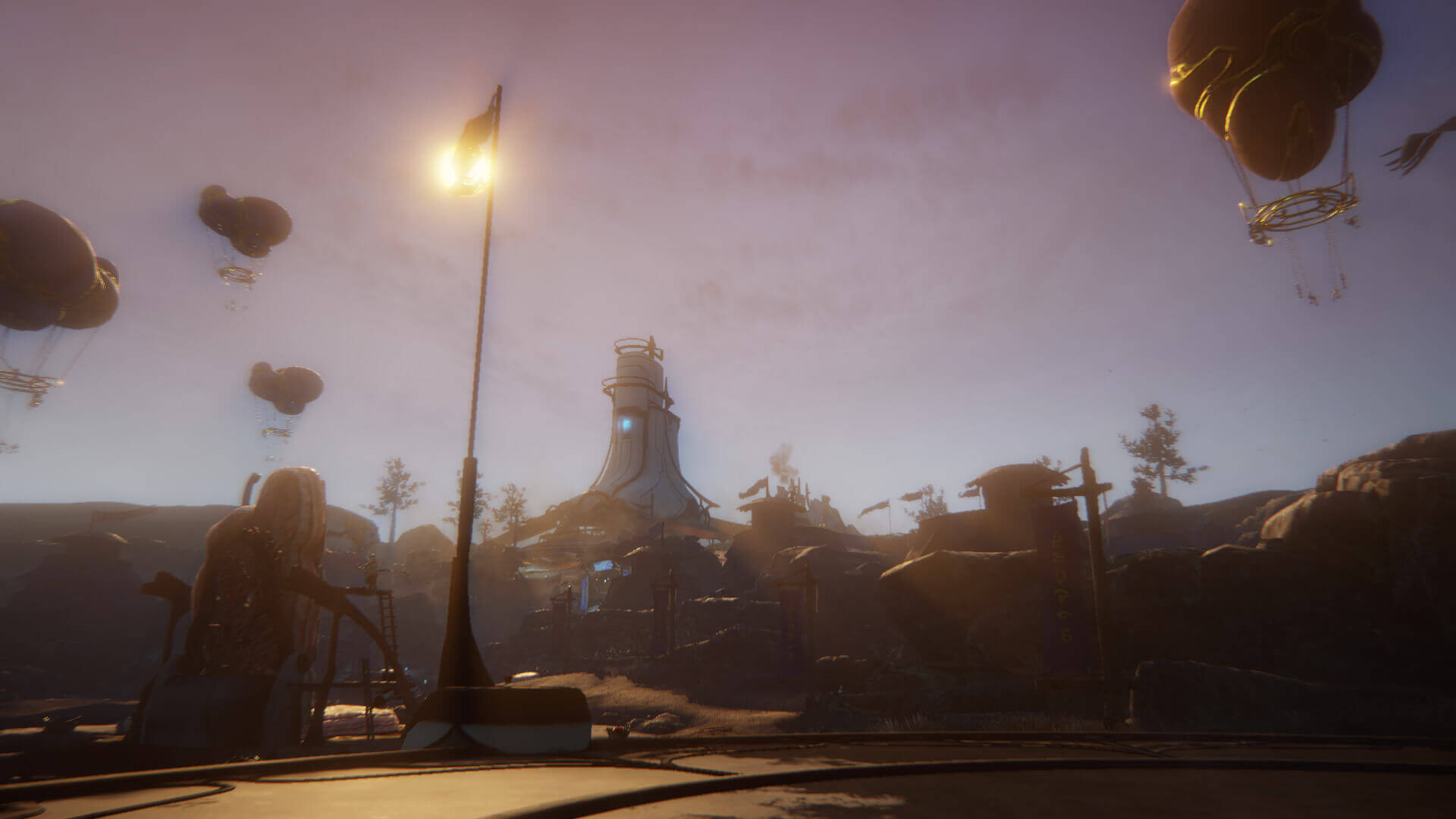 Warframe To Get New Open World Expansion Plains Of Eidolon