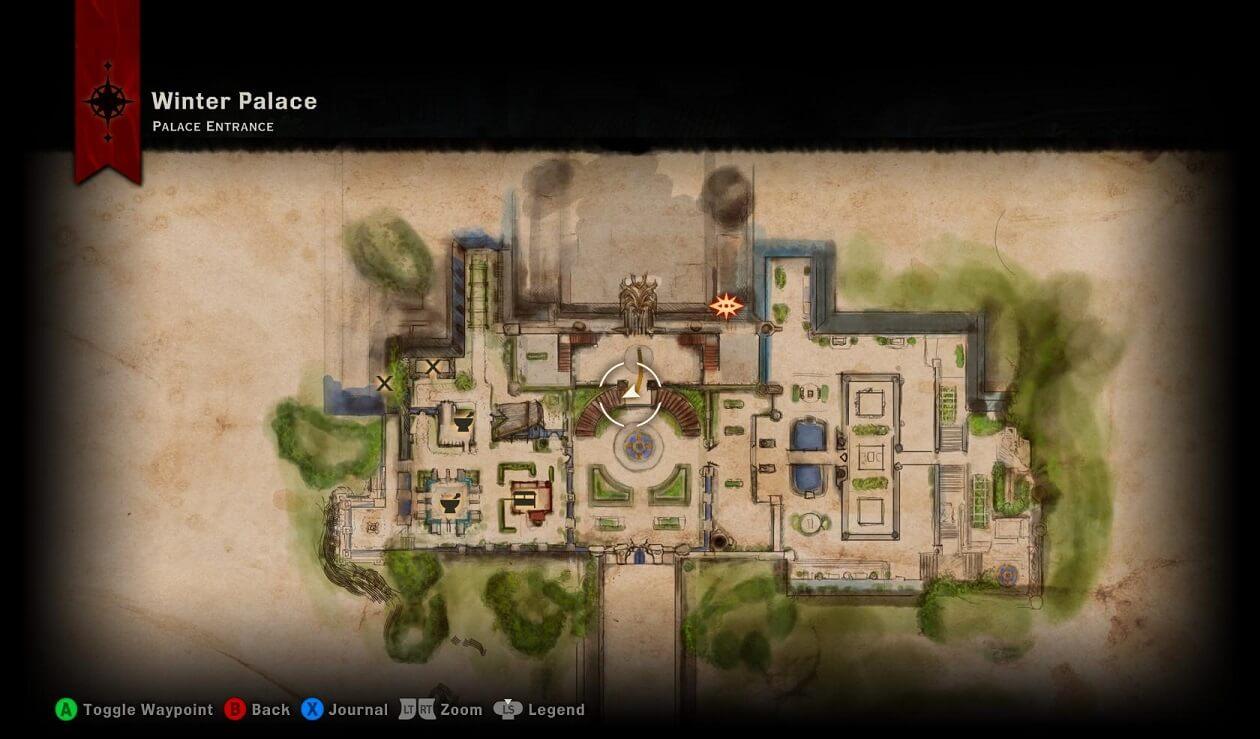 Dragon Age: Inquisition Walkthrough - Page 16