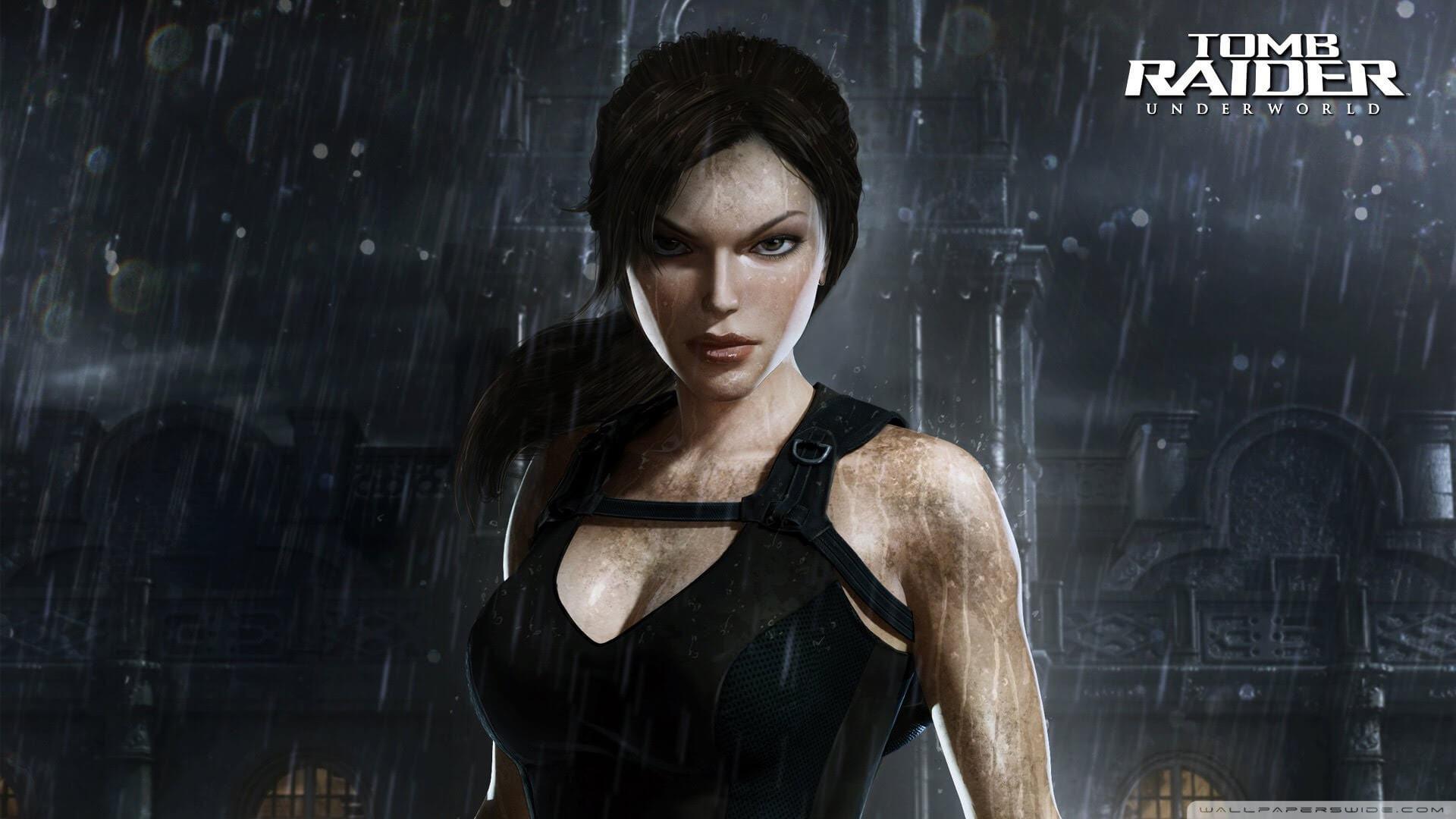 Tomb Raider: Underworld Now Backward Compatible  Tomb Raider: Un...