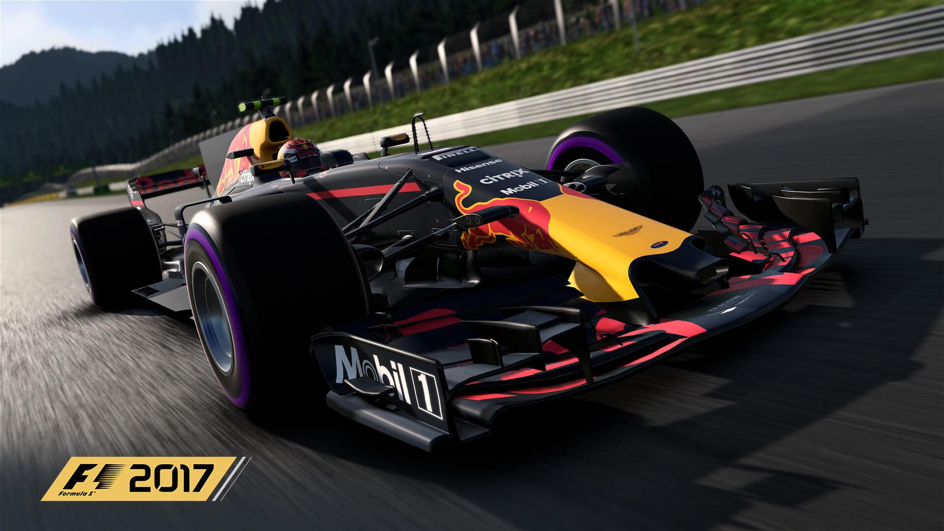 F1: F1 2017 New Screenshots Released