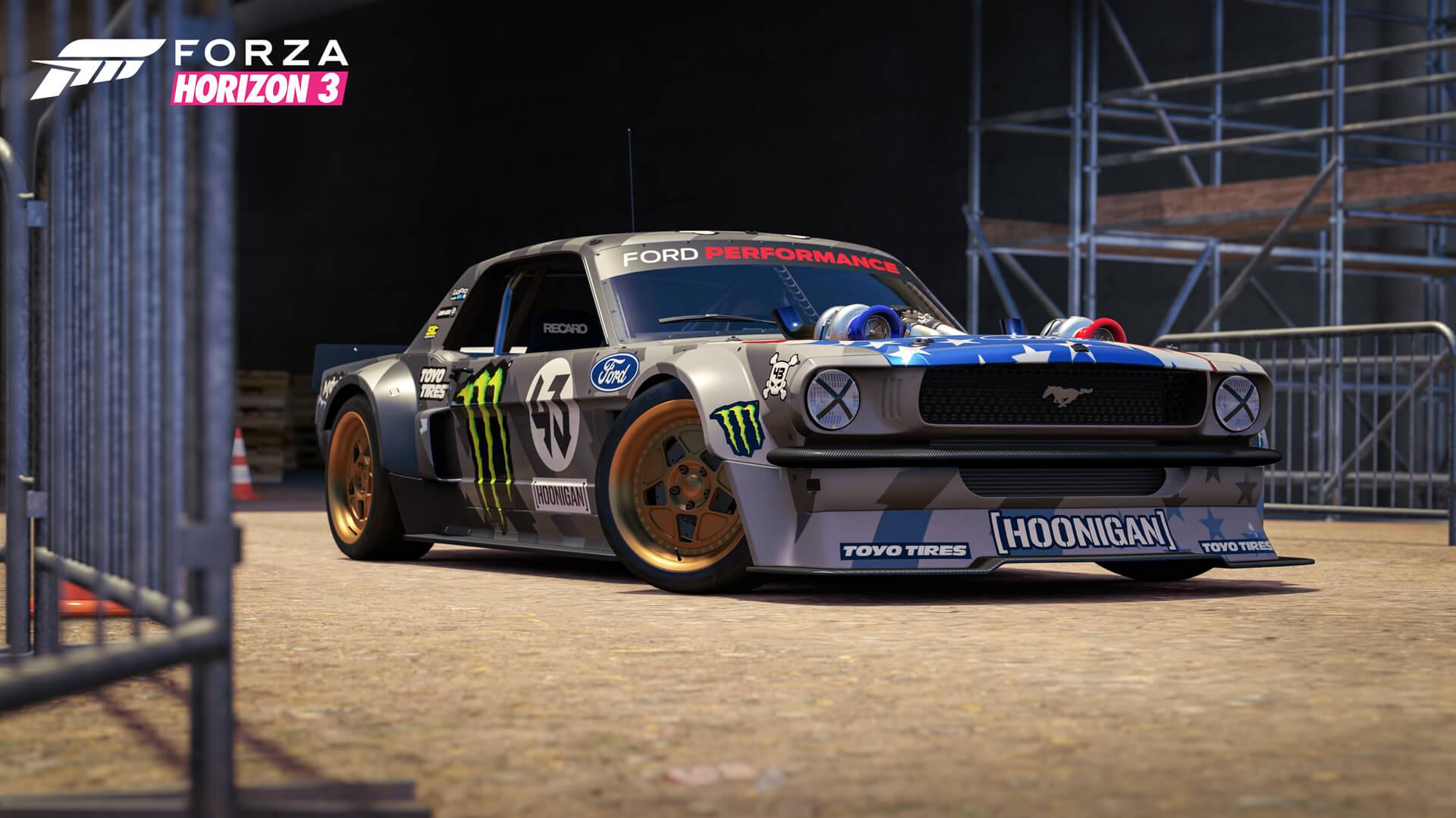 Forza 7 s Pre Order Bonus is Free Forza Horizon 3 Has New