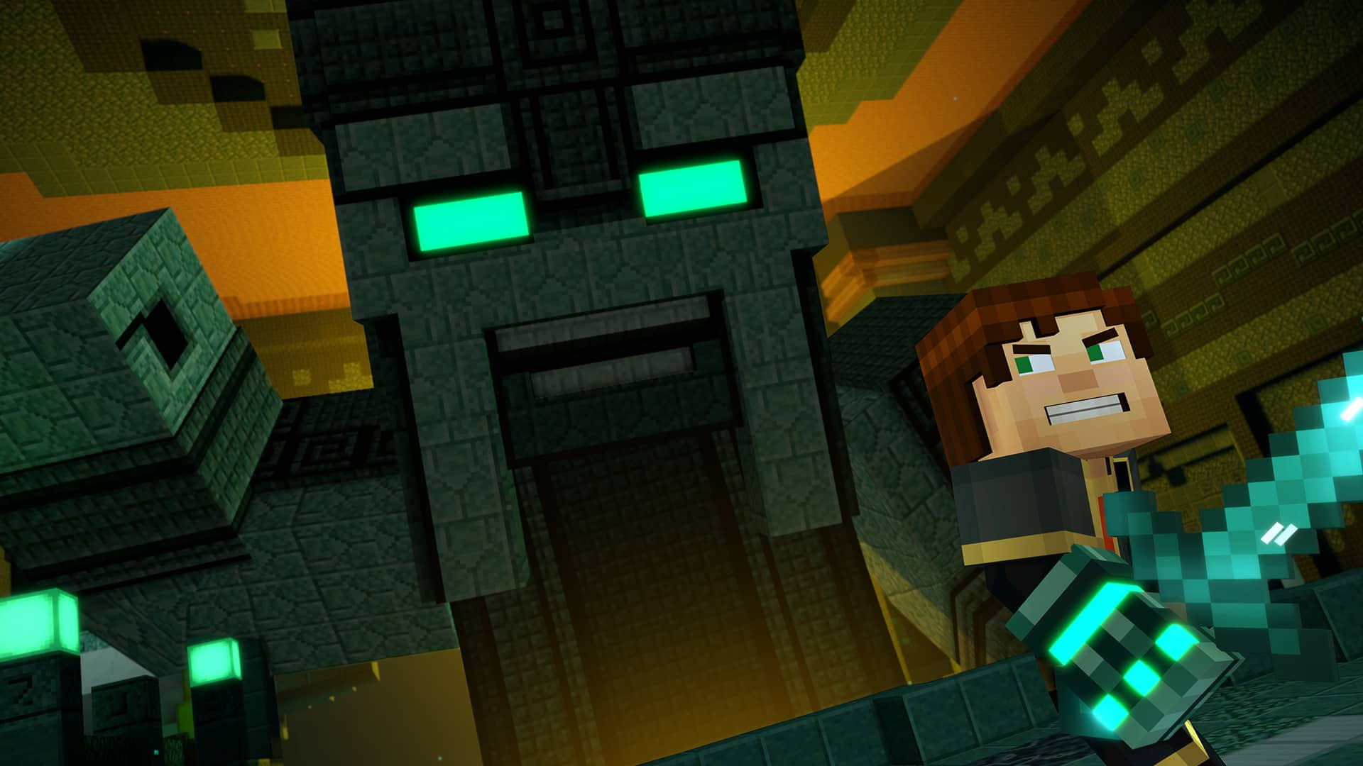 Minecraft Story Mode Season Two Episode 2 Review