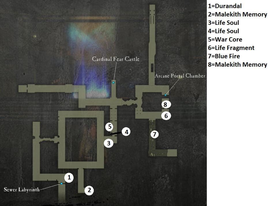sewer gate anima gate of memories walkthrough page 6