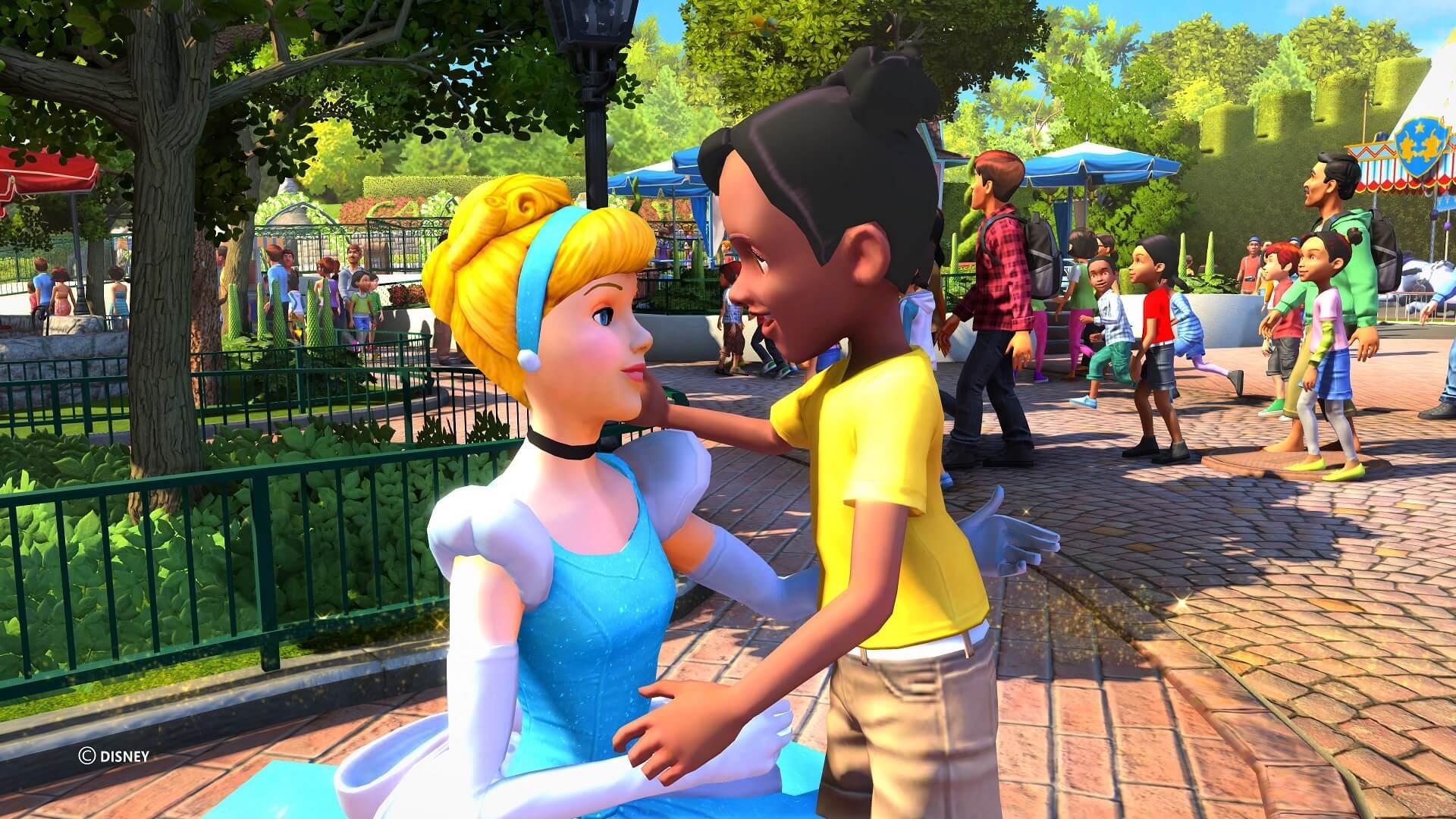 Disney sex games