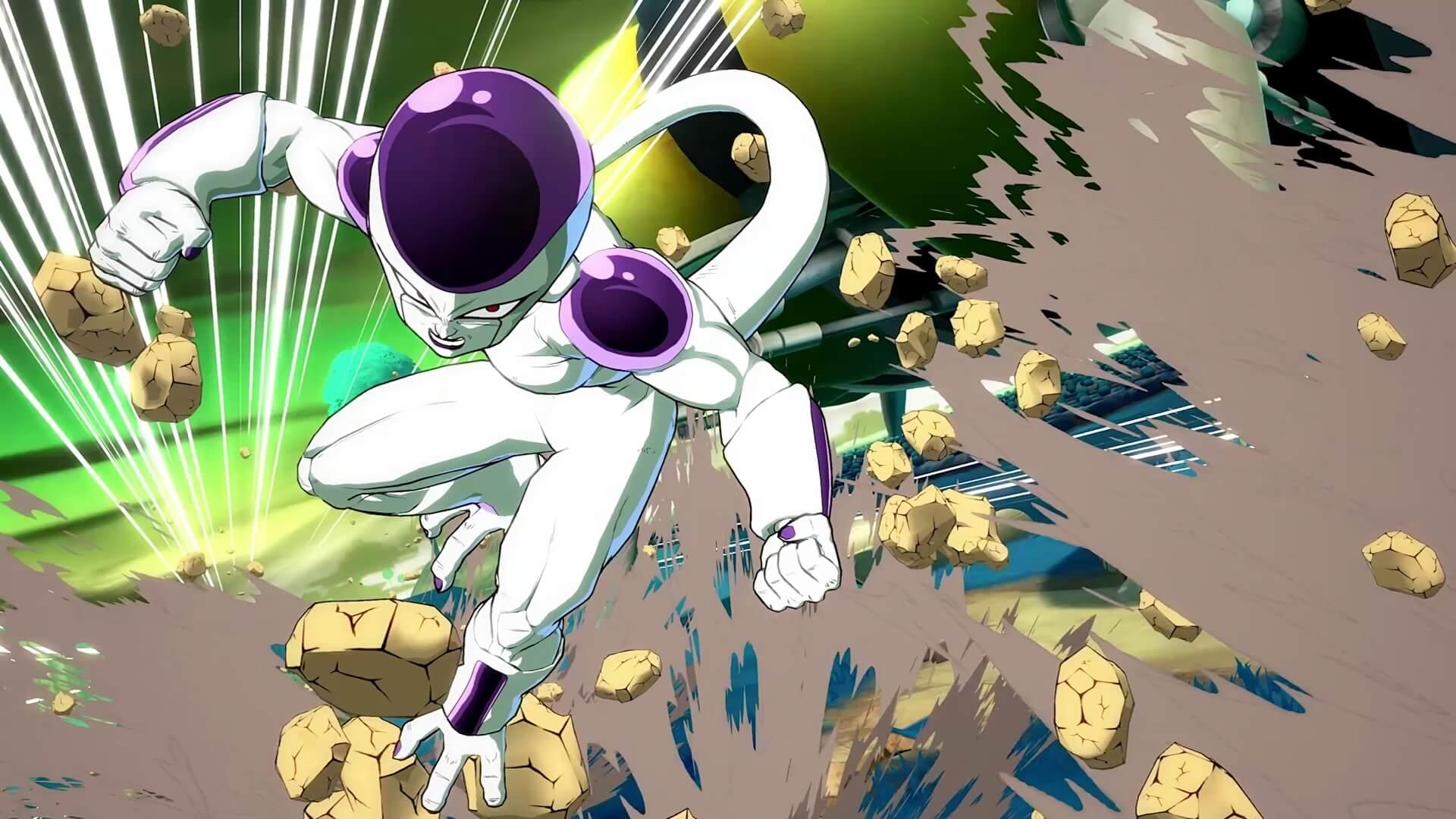 Dragon Ball FighterZ - Frieza