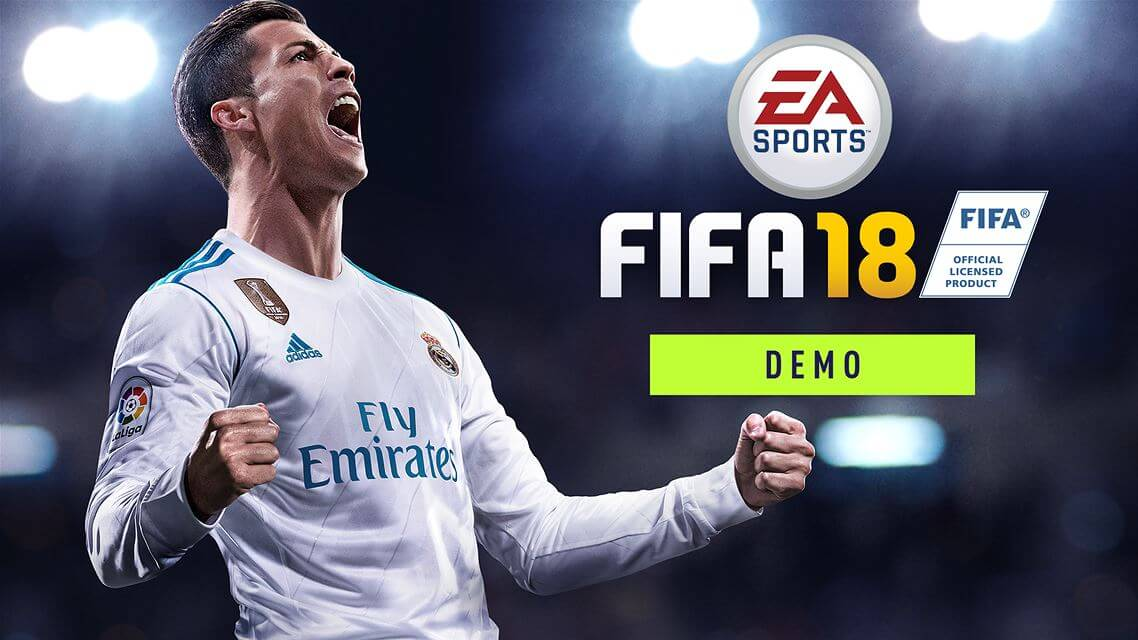 Fifa 18 Demo Mannschaften
