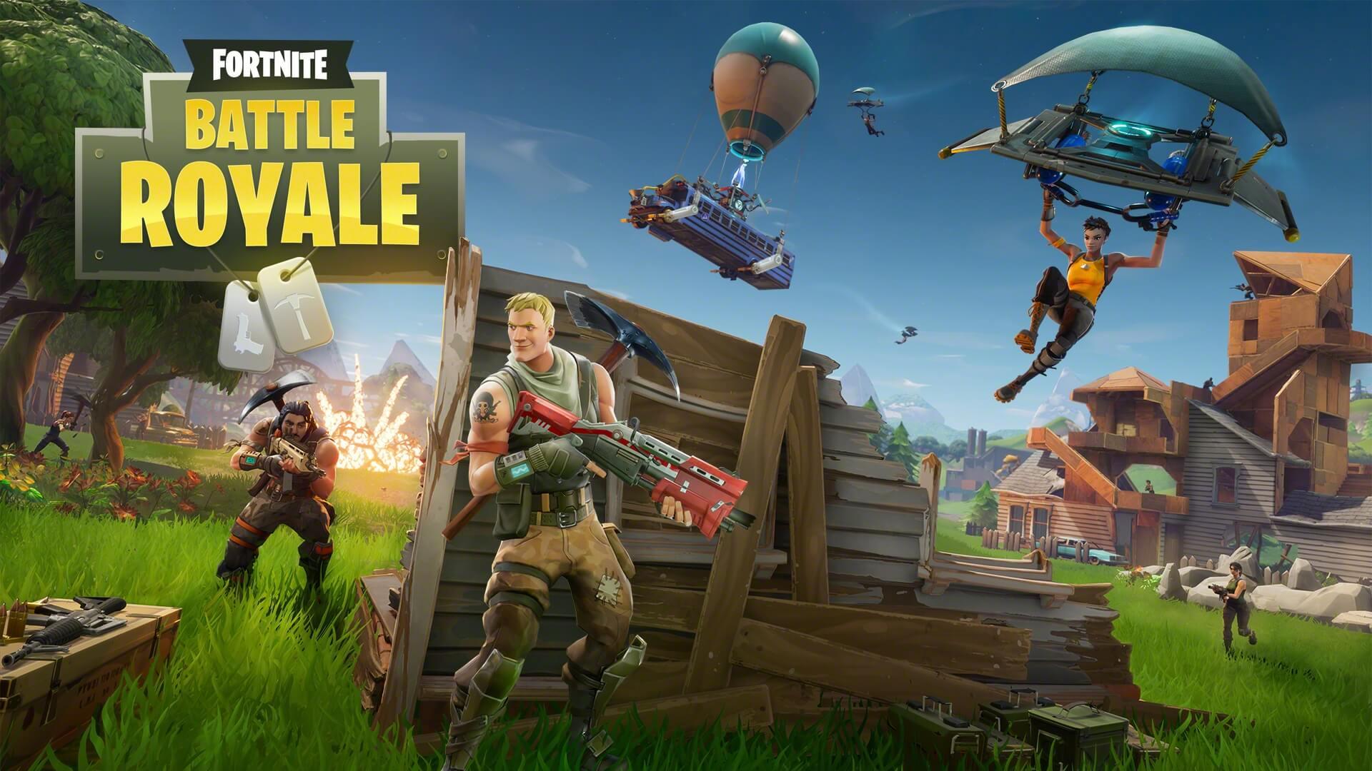 epic games announce battle royale mode for fortnite