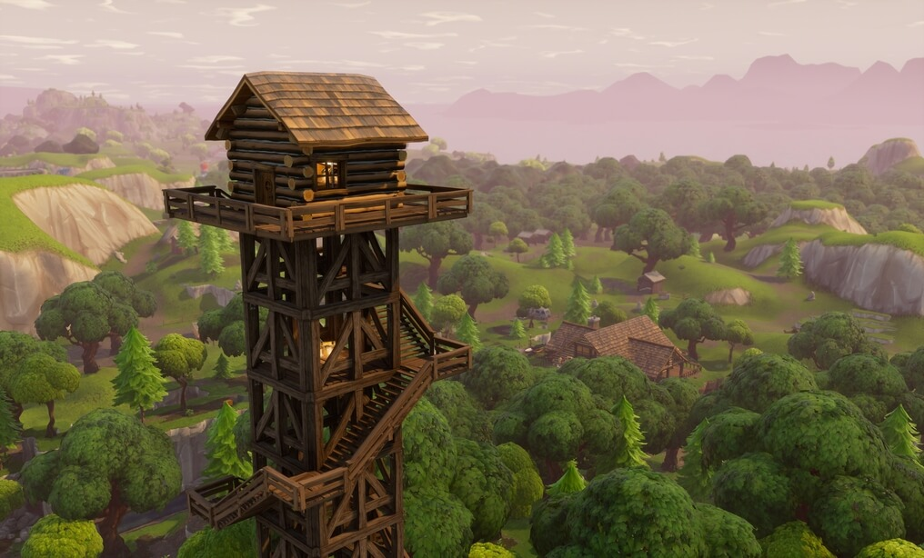 Epic Games Announce Battle Royale Mode For Fortnite