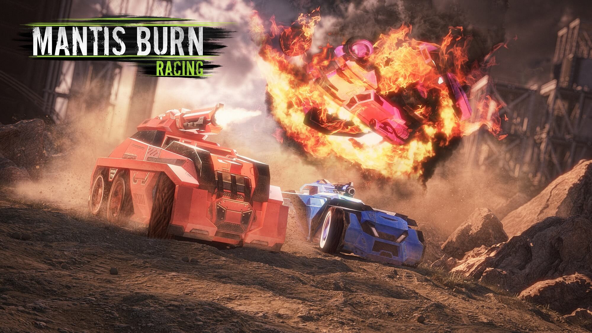 """Résultat de recherche d'images pour """"Mantis Burn Racing Battle Cars"""""""