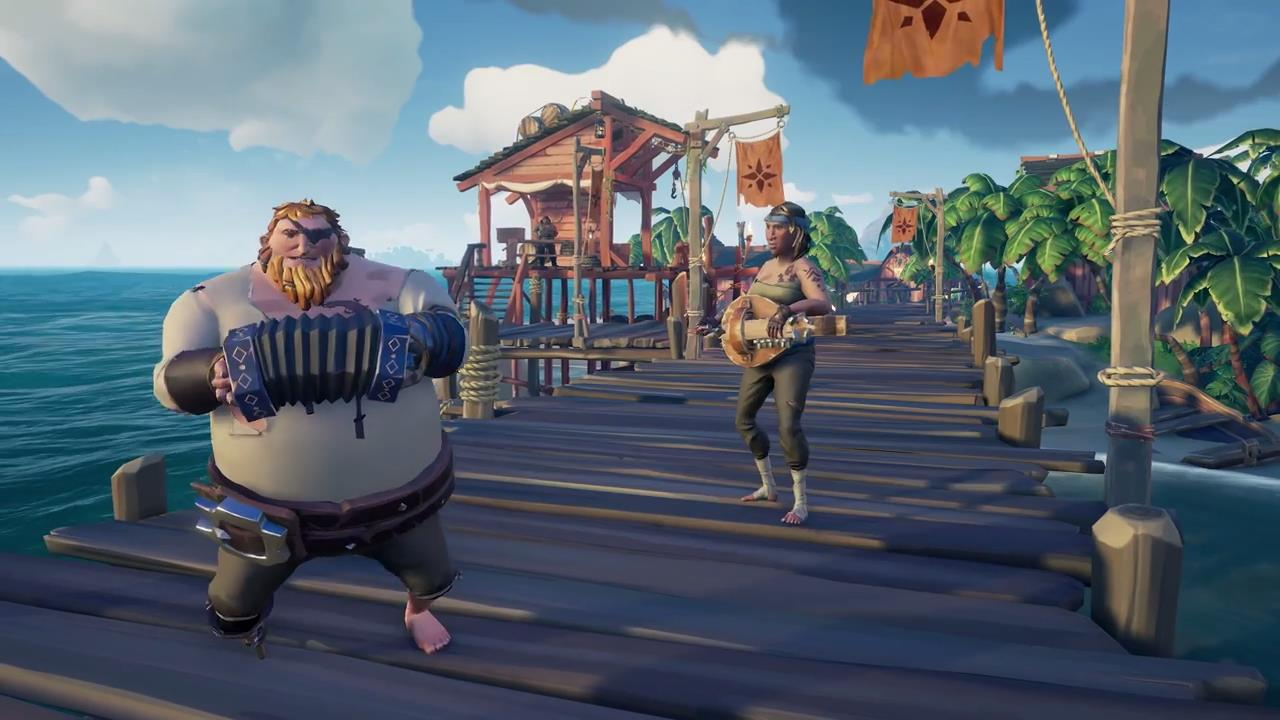 Image result for sea of thieves title