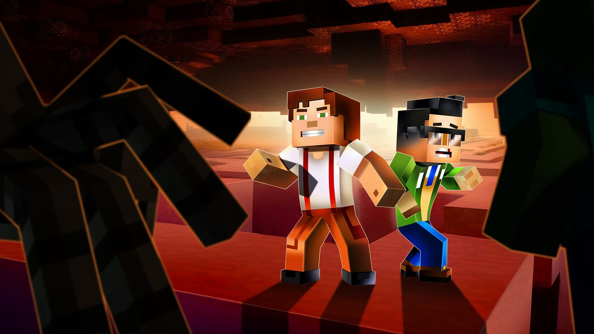 Minecraft Story Mode Season Two Episode 4 Review