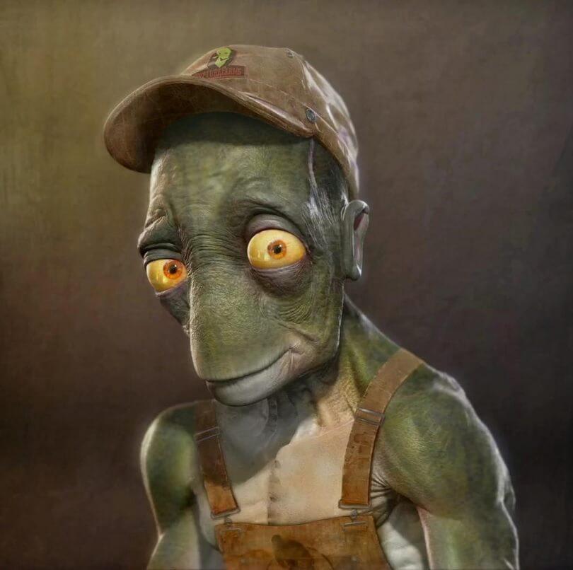 """Résultat de recherche d'images pour """"Oddworld Soulstorm"""""""