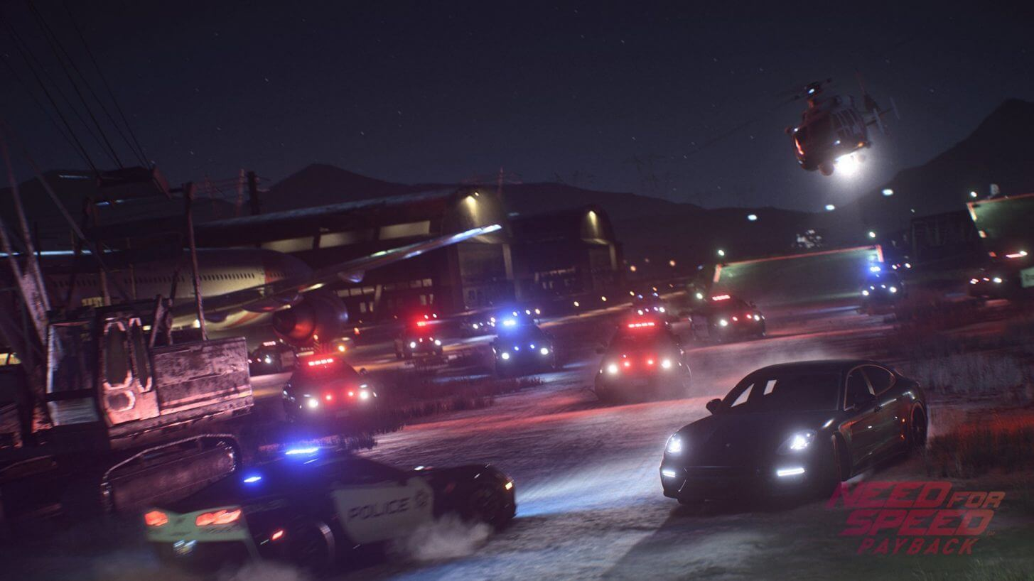 Explore Need For Speed Payback With Details Map Screens And Trailer
