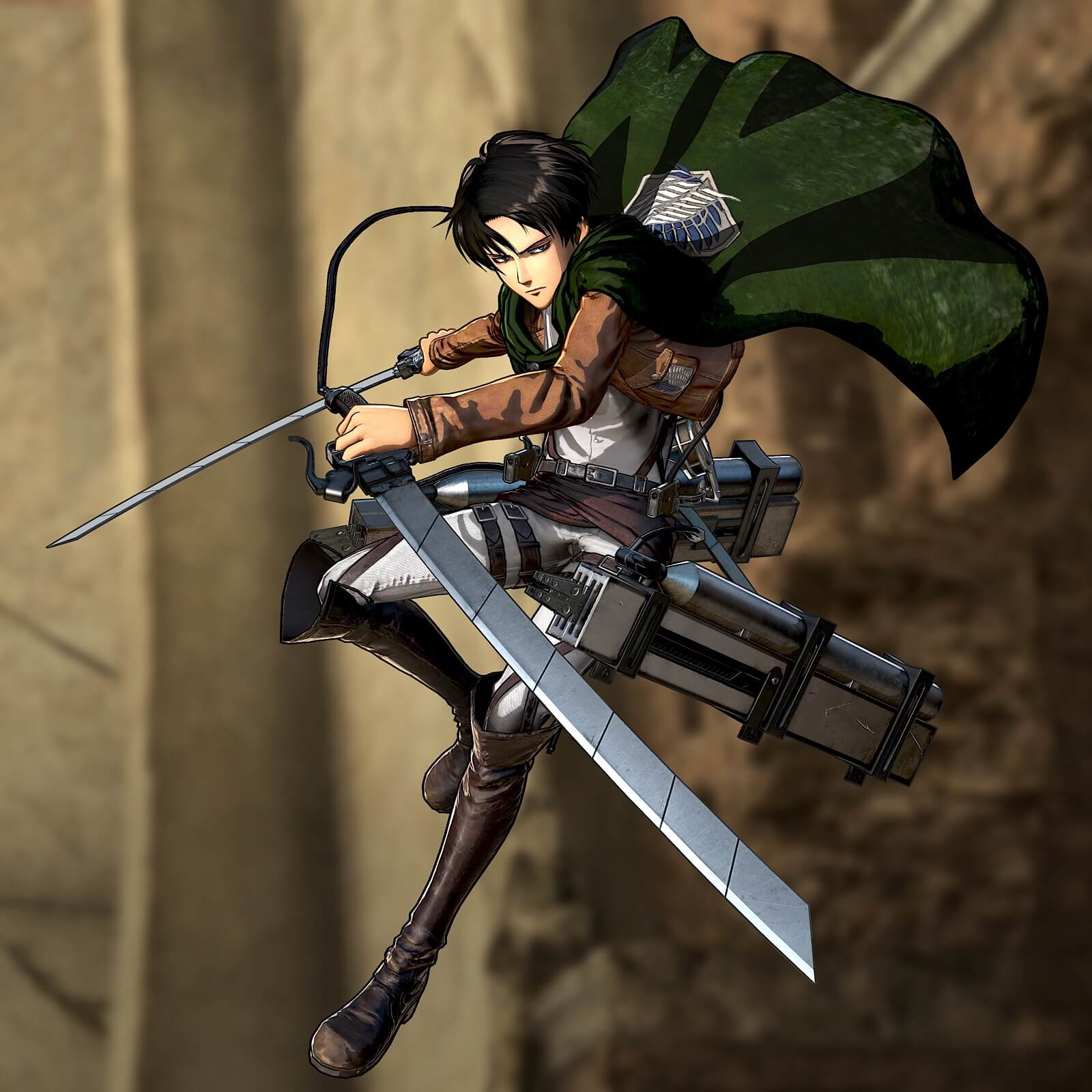 Attack On Titan 2 Details: Attack On Titan 2 Character List And Screenshots Released