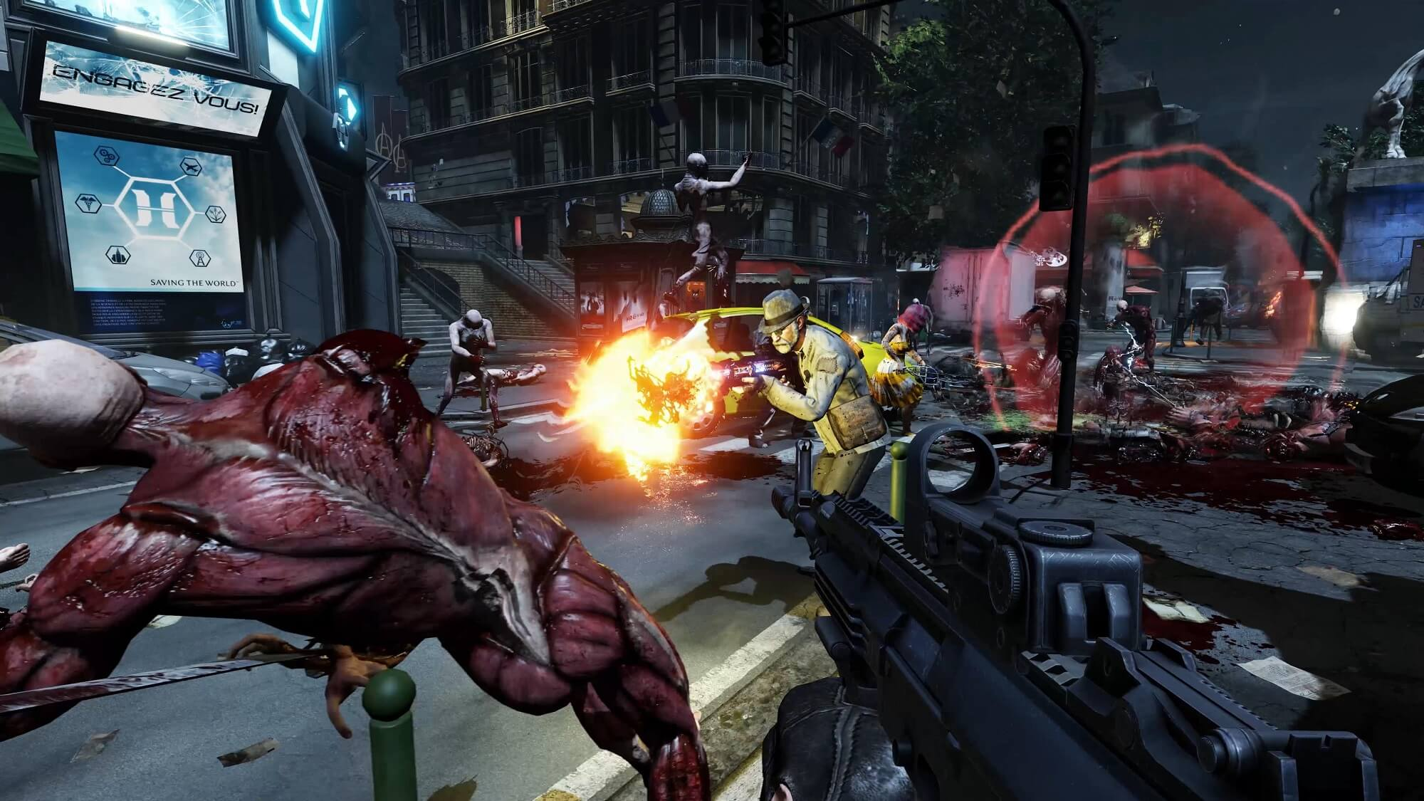 Killing Floor 2 Gets Xbox One X Enhancement Patch