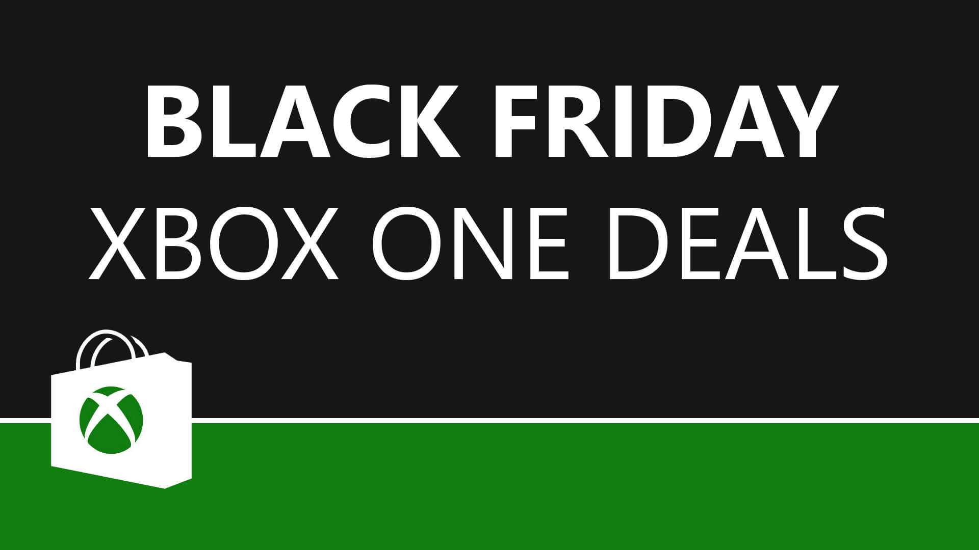 xbox one black friday sales roundup. Black Bedroom Furniture Sets. Home Design Ideas